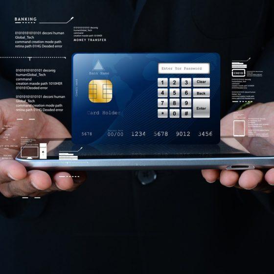 revenus des banques physiques et en ligne