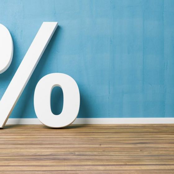 Taux du prêt immobilier : il baisse à un rythme effréné